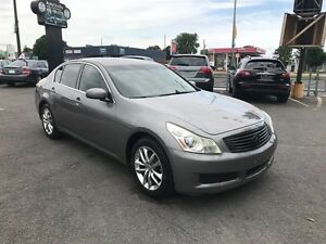 Infiniti G35 Sedan Luxury-NAVIGATION-CAMERA DE RECUL 2007