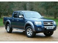 2008 Ford Ranger 3.0 TDCi Thunder Double Cab Crewcab Pickup Hpi Clear