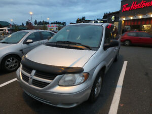 2006 Dodge Grand Caravan Familiale negotiable