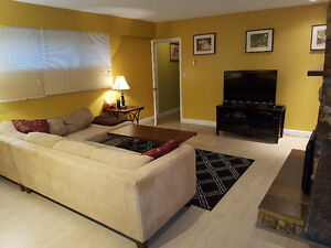 BEAUTIFUL FULLY FURNISHED 2 BEDROOM