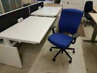 Desks and reception furniture and more