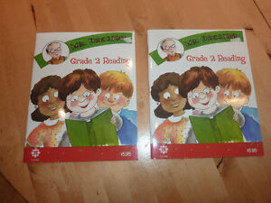 2 NEW Grade 2 Reading books ($ 3 each or both for $ 5) Kitchener / Waterloo Kitchener Area image 1