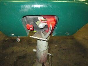 POLARIS MAGNUM 325 2001 REAR FENDER . Prince George British Columbia image 7