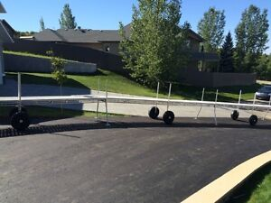 Aluminum Dock 20ft rolling (Summer Pricing) TR Aluminum Designs Regina Regina Area image 2