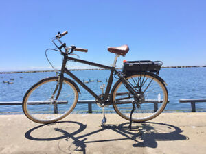 ELECTRIC BICYCLE - Raleigh Superbe iE