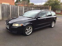 2008 Volvo V50 estate 1.8 SE absolute bargain may part ex £2499