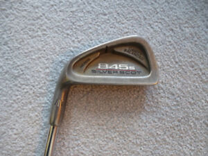 Tommy Armour Golf 845s SILVER SCOT 2 Iron, SS Shaft, LH