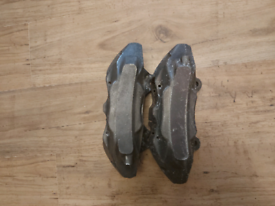 Cayenne/touareg front brembo calipers