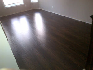 INSTALL YOUR FLOOR WITH EXPERIENCE !!!!! Kitchener / Waterloo Kitchener Area image 6