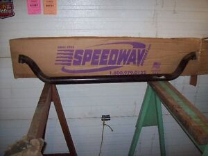 "Speedway 48"" by 6"" Dropped Axle"