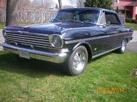 MINT 1963 NOVA SS