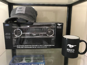 Mustang 50 years items