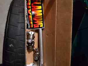 Flaming River steering shaft for Ford Mustang S197 05-14