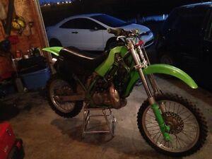 1989 KDX 200 quick sale!!