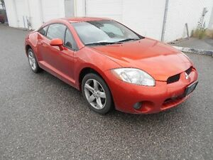 2007 Mitsubishi Eclipse 5 Speed Coupe