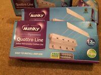Minky Quattro washing lines please phone 07392887009