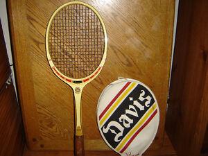 Tad Davis Racquet