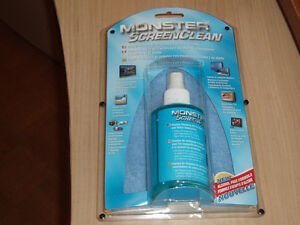 MONSTER BRAND CLEANING KIT HOME & OFFICE  ELECTRONICS