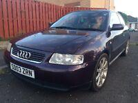 Audi a3 sport low mileage