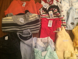 Boys Clothing Size 0-3 mos (Sold as a lot) London Ontario image 3