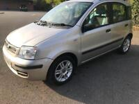 FIAT PANDA 1.2 AUTOMATIC PETROL GREY 5 DOOR HATCHBACK 2007