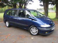 Renault Grand Espace 2.2dCi Expression**7 SEATER CARS**ONLY 73,000 MILES**