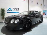 2008/08 Bentley Continental 6.0 W12 GT Speed + Full Bentley History + Mulliner +