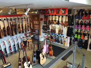 GUITARS new starting at $149.98-Acoustic,Electric,Banjo,Mandolin