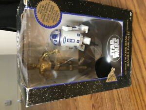 STAR WARS ELECTRONIC TALKING BANK NEW IN BOX