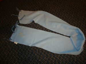 Size 6-9 Light Blue Scarf by *****ROOTS**** Kingston Kingston Area image 3