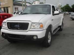 "Ford Ranger 4WD SuperCab 126"" 2009"