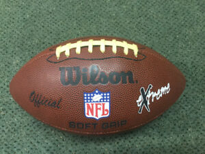 Wilson NFL Official Extreme Soft Grip Football