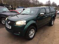 Great Wall Motor Company Steed 2.0TD 4X4 S,6 speed,One Owner,No Vat To Pay