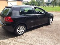 Volkswagen Golf 1.9 TDI 2008 Black