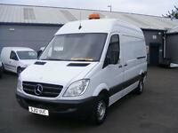 2012 MERCEDES BENZ SPRINTER 313 CDI MWB