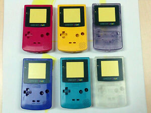 Buying all BROKEN Gameboy Colours - Price varies with damage