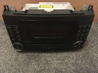 Mercedes Audio 20 CD Player / Radio / Head Unit