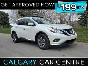 2015 Murano SL $199B/W TEXT US FOR EASY FINANCING! 587-500-0471