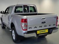 2014 Ford Ranger Pick Up Double Cab Limited 2.2 TDCi 150 4WD Diesel silver Manua