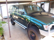 2001 Dual Cab Toyota Hilux 3 0lt Turbo Diesel 4x4 Modbury Heights Tea Tree Gully Area Preview