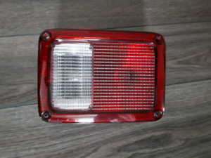 2017 Wrangler Jeep tail light