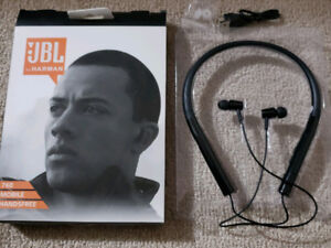 JBL Bluetooth Earphones Brand new $35 firm