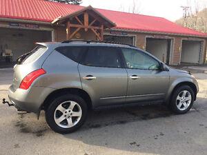 2005 Nissan Murano VUS