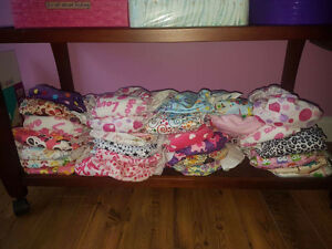 41 brand new cloth diapers.