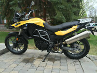 BMW F650GS SE - 2012 - 800cc Twin