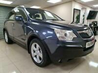 Vauxhall Antara 2.0 CDTi SE Blue SUV Leather DIESEL WARRANTY 12 MONTHS MOT