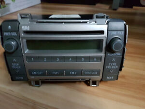 radio auto toyota matrix
