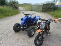 125cc stomp pitbike pit bike
