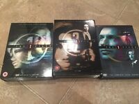 Xfiles box set 1 2and 3