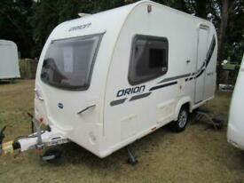 2013 Bailey Orion 400/2